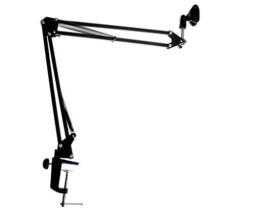 microphone-suspension-boom-scissor-arm-mic-stand-holder-for-studio-broadcast-uk