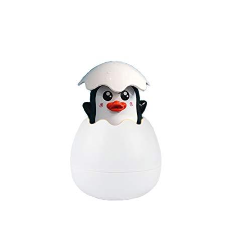 YOUQING Baby Badewanne Pool Spielzeug Ei Kinder Dusche Spielzeug Kleinkind Dusche Spielzeug Badezimmer Regen Wolke Pinguin Ei Badezimmer Dekoration