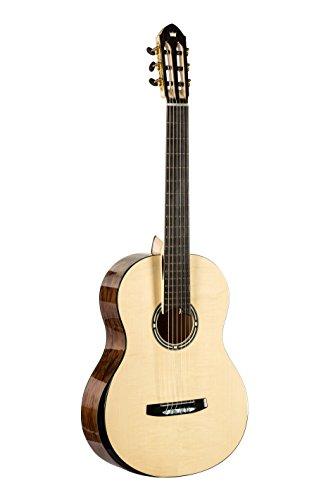 Turk owiak Guitars 157The Queen of Guitars Completo hecha a mano clásica Guitarra de concierto