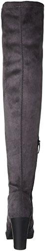 NR RAPISARDI Damen D1403 Stiefel Grau (Asphalt Chamois)