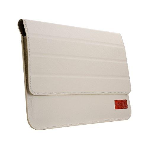 Oats® Coque - Microsoft Surface Pro 4 31,24 cm 12.3 Pouches Etui Housse de Protection Case Cover Bumper Sleeve - Pink Rose Blanc