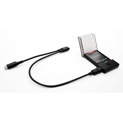 Blackberry ACC-39461-201 E-Series Bundle mit Akku und Ladegerät für Curve 9370/9360/9350 Blackberry Curve Handy