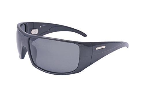 b28d12a8802981 Ocean Sunglasses Brasilman Gafas de Sol, Unisex, (Negro Mate Ahumada),