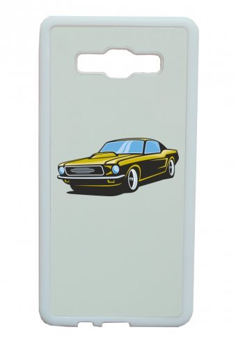Smartphone Case Hot Rod Sport carrello auto d epoca Young Timer shellby Cobra GT muscel Car America Motiv 9815per Apple Iphone 4/4S, 5/5S, 5C, 6/6S, 7& Samsung Galaxy S4, S5, S6, S