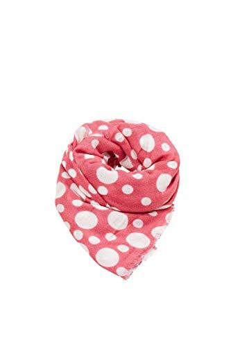 ESPRIT edc by Accessoires Damen 019CA1Q005 Schal, Rosa (Pink 670), One Size (Herstellergröße: 1SIZE)