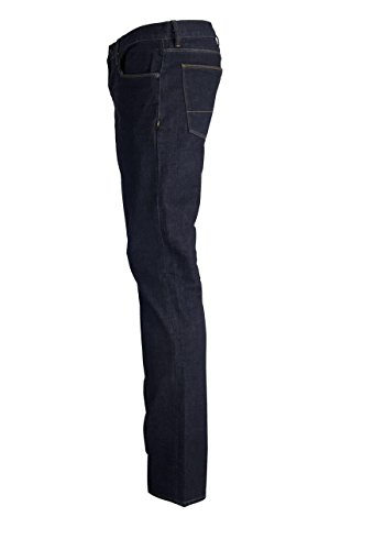 Tommy Hilfiger Herren Jeanshose Denton B Stretch Bleached