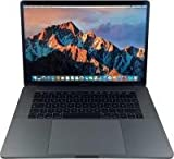 "Apple MacBook Pro 15"" Touch Bar, i7 2,9 GHz, 16 GB RAM, 512 GB SSD, space grau"