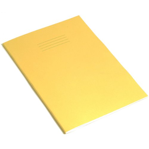 rhino-a4-exercise-book-80-page-blank-yellow-cover