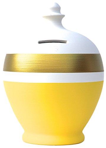 terramundi-salvadanaio-in-ceramica-colore-bianco-con-strisce-colore-oro-giallo-c55