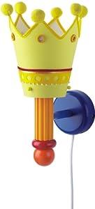 Haba 7583  - Lámpara de pared corona importado de Alemania