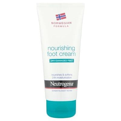 Neutrogena Norwegian Formula Nourishing Foot Cream Dry/ Damaged Feet, 100ml