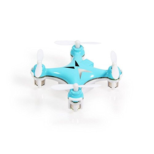 NextX 993 RC Nano Quadcopter With Headless Mode, 4CH 2.4GHz 6-Gyro, Azul