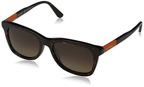 Etro et632s 202 53 occhiali da sole unisex-adulto, marrone (dark havana/orange),