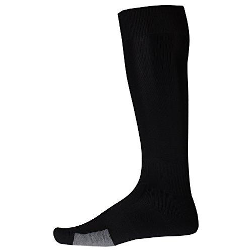 Full Force Wear Untouchable Football Socken, Kniehohe Socken, Stutzen - Schwarz Gr. L