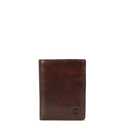 Roncato-RIVER (Marroquineria)-410205-portafoglio verticale marrone Size: 10x12,5x1