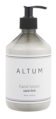 IB Laursen 4801-11 Handlotion/Handcreme - Altum Marsh Herbs - Pumpspender - 500 ml