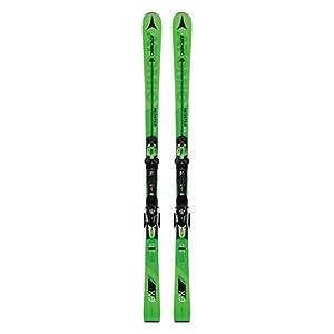 Atomic Skier Redster X9 und Bindung X 12 TL