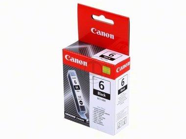 Canon I 865 (BCI-6 BK / 4705 A 002) - original - Tintenpatrone schwarz - 210 Seiten - 13ml -