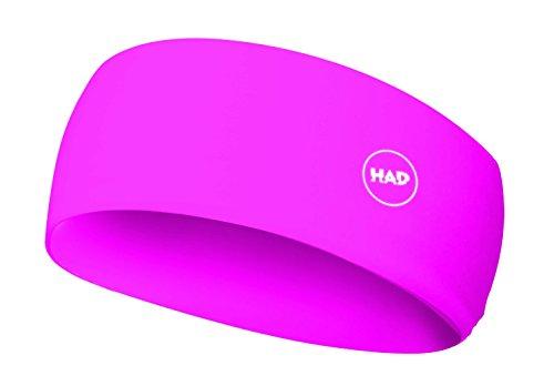 Had Coolmax Hadband/one Size Stirnband, Fluo Pink Reflective 3M