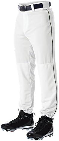 Alleson Alleson Alleson Adult Classico Stile Baseball Pantaloni con Cordoncino – Bianco con Profili Forest – Small B004CW9DB4 Parent | Qualità E Quantità Assicurata  | Alta qualità ed economico  | Nuovo  | Di Qualità Fine  9203c2