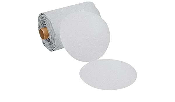 3M Paper Disc Roll 426U 426U You are purchasing the Min order quantity which is 1 Rolls 6 in x NH 220 A-weight