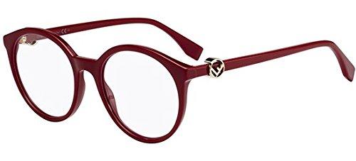 Brillen Fendi F IS FENDI FF 0309 RED Damenbrillen