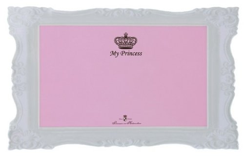 Trixie My Princess Place mat, 44 x 28 cm, colore: rosa
