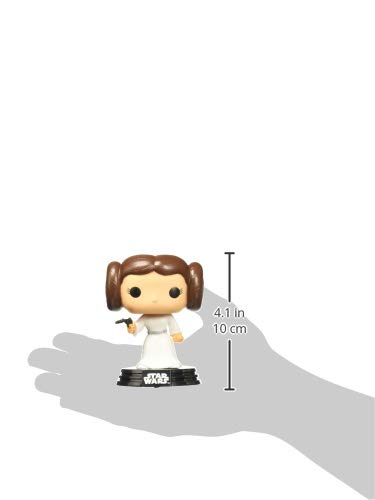Funko Pop Princesa Leia (Star Wars 04) Funko Pop Star Wars