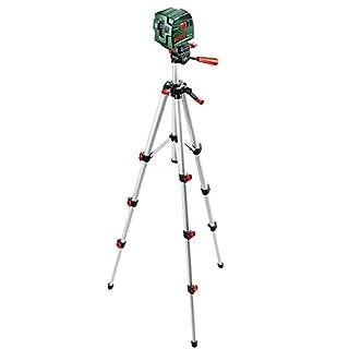 Bosch PCL 10 Cross Line Laser Level with Tripod Set