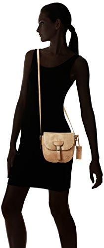 Timberland Women s TB0M5388 Cross-Body Bag Beige Beige  Croissant E82