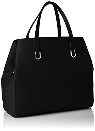 Hugo Nadiah-M 10184030 02, Sacs Portés Main Femme, 16x28x32 cm Noir (Black 001)