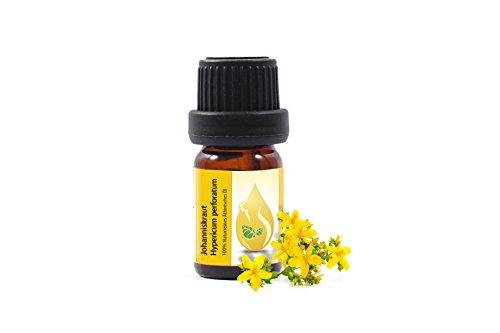 Johanniskraut (Hypericum perforatum) - 100% naturreines, ätherisches Öl (5ml)