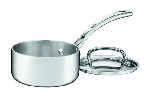 Cuisinart French Classic Tri-Ply Stainless Saucepan
