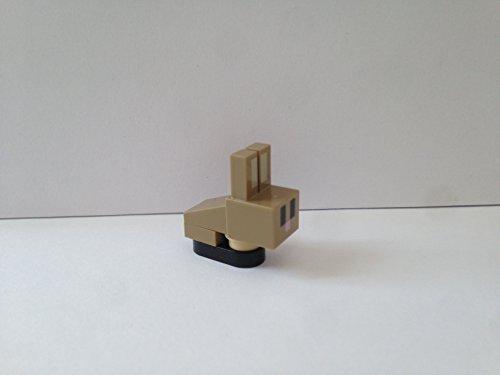 Lego Figur Baby Kaninchen - Hase - Rabbit -- Minecraft -- (aus Set 21144)