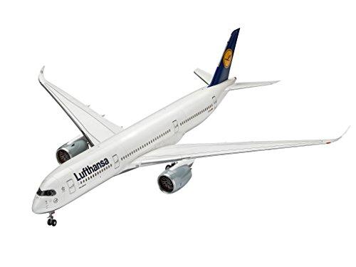revell-modellbausatz-flugzeug-1144-airbus-a350-900-lufthansa-im-mastab-1144-level-4-originalgetreue-