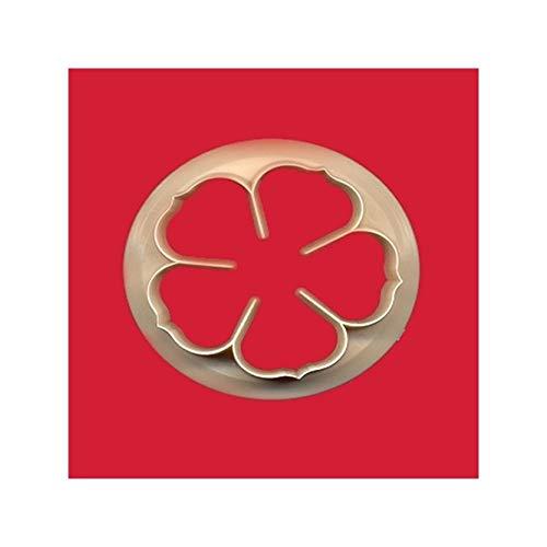 FMM 65mm 5 Petal Rose Cutter - Petal Rose Cutter