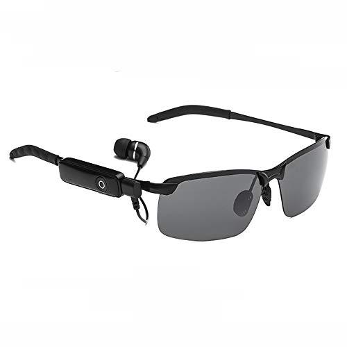 Ice-Beauty-ukzy Bluetooth Headset Brille Smart Bluetooth Headset Stereo Personalisierte Polarisierte Sonnenbrille Unterstützung Musik Freisprecheinrichtung Smartphone Outdoor Sports Motorrad