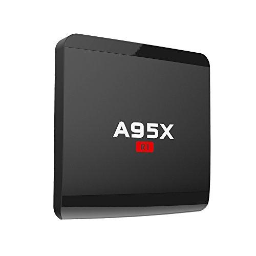 A95X R1 Android 7.1 TV BOX con Quad-Core 1GB di RAM/8GB di...
