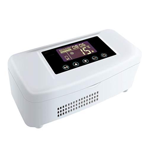 Tragbare Insulin Kühlschrank Box Mini Reise Kühlschrank 12 V Auto Smart Medizin Kühlschrank Gesundheitswesen Werkzeug