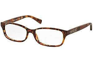 006cf42bdd Michael Kors MK4024F Eyeglass Frames 3066-55 - Brown Tortoise ...