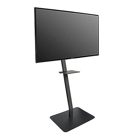 L&C Cloud Maxi TV Standfuß Schwarz - Originalverpackt - Empfohlene TV-Größe: 32