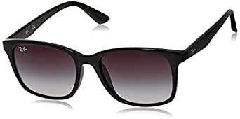 Ray-Ban Gradient Square Sunglasses (0RB7059I601/8G55)