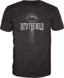 Alprausch Into the Wild T-Shirt Braun