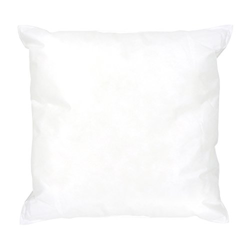 Coussin à recouvrir 45x45 cm, garnissage Fibres polyester - coussin Mal