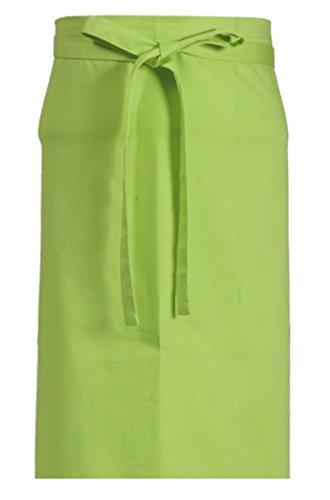 KOKOTT Vorbinder ca 60x80 cm Vorstecker Schürze apfelgrün
