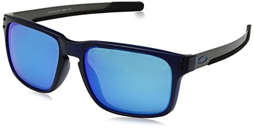 Oakley Herren 0OO9384 Sonnenbrille, Grau (Matte Translucent Blue), 57