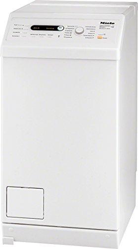 Miele W695F WPM D LW Waschmaschine TL / A+++ / 150 kWh / Jahr / 8800 Liter / Jahr / 6 kg / Lotosweiß / 1400 UpM / Einzigartig: Patentierte Schontrommel / Mengenautomatik