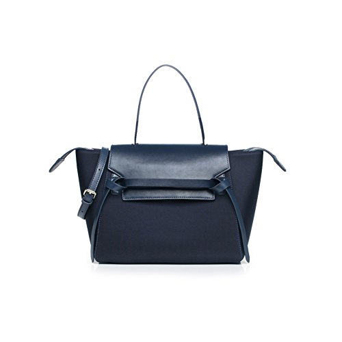 Yvonnelee sac à main sac bandoulière de bonne qualité Blue