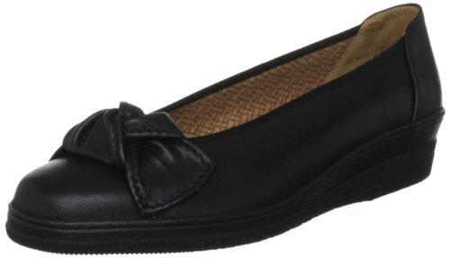 Gabor Shoes Gabor Comfort 6640357, Ballerine donna Nero (Schwarz (schwarz))