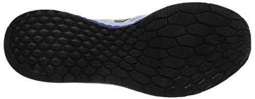 New Balance Frsh Fm Zantv2 Br, Chaussures de Running Compétition Homme, Bleu, Taglia Scarpa Bianco (White (HS2 White))